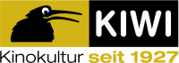Kiw Kinos Logo mit Claim