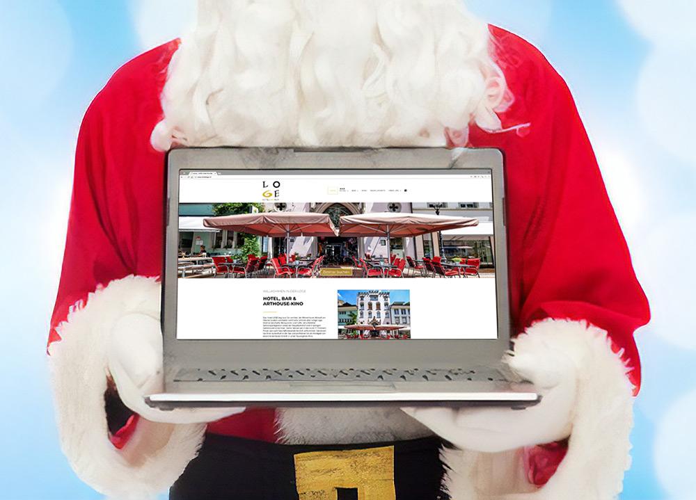 Neue LOGE Webseite online